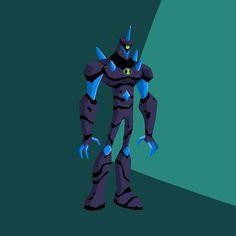Ben 10 Omniverse, Hero Time, Alien Design, Monster Art, Cool Designs, Batman, Fan Art, Deviantart, Superhero