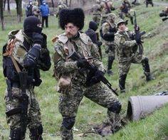 Tensiunile cresc la granița de est a României  Consiliul atamanilor de cazaci de la Marea Neagră a anunțat că sunt pregătiți să :    ucraine...