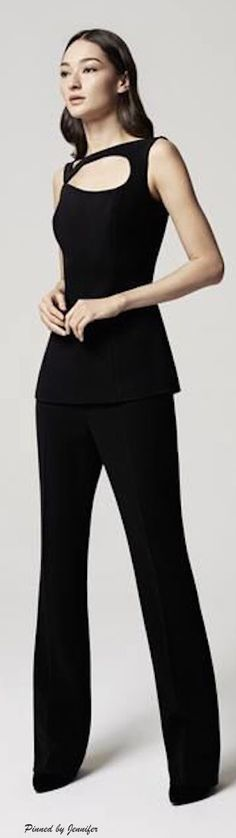 Escada Resort 2016 - finally skinny leg pants are not the only option around!
