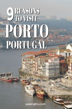 Fun things to do in Porto make it a must-see. #Porto #Portugal #travel