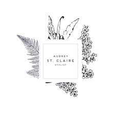 Bring a botanical accent to your branding