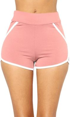 Panty  Bekleidung, Damen, Streetwear, Shorts Sport Shorts, Gym Shorts Womens, Yoga, Gym Workouts, Streetwear, Trousers, Running, Places, Sports