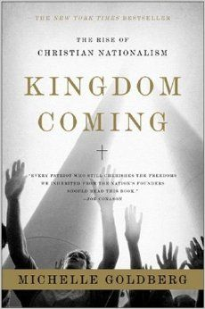 michelle goldberg: kingdom come | Flip to back Flip to front