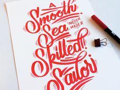 Project365 #136 Skilled Sailor by bijdevleet