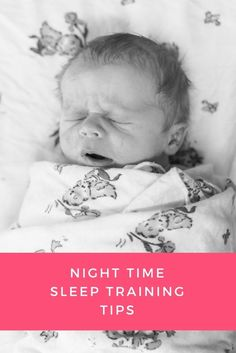 On Sleeping and Not Sleeping (Sleep Training Tips)
