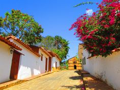 Barichara el pueblo más lindo de colombia @Zuc82