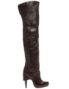Report Signature  Fitzgerald Over the Knee Boot - Brown