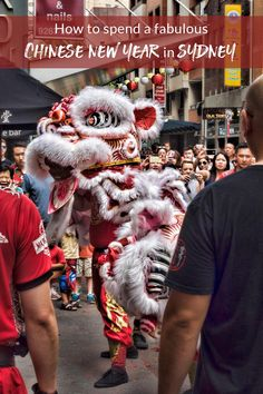 How to celebrate an incredible Chinese New Year in Sydney, Australia via @2aussietravellers