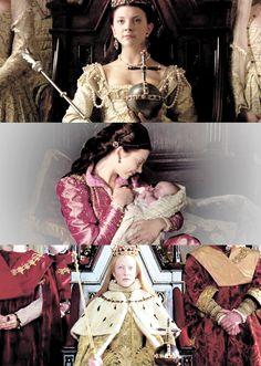 Showtime's The Tudors - Anne Boleyn Elizabeth - Elizabeth Tudor - Elizabeth I Anne Boleyn, Natalie Dormer, Elizabeth I, Cate Blanchett, The Tudors Tv Show, Sarah Bolger, The Other Boleyn Girl, Tudor Dynasty, Catherine Of Aragon