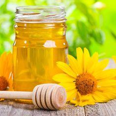 Honig-Zitronen Shampoo für trockenes Haar