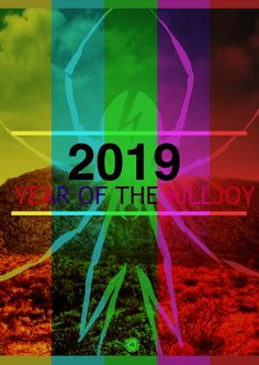 2019-Year of the Killjoy.... This makes me wonder... If they plan to come back that year.. <that's the year I graduate high school
