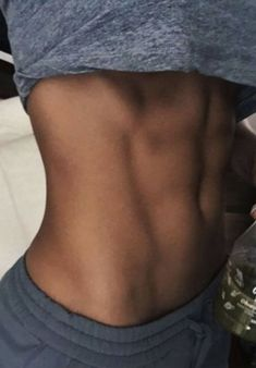 not all about muscles... it's just that flat stomach. #FEMALEFITNESS