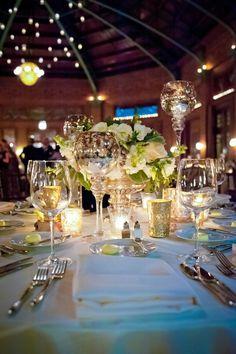 Dreamy glassware #blisschicago #weddings #amazing #tableset