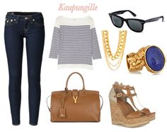 summer chic jeans