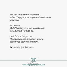 Because I feel like reposting this.😊😊😊 Mention someone you first thought when you read this. Spread the love! Writing Circle, Contemporary Poetry, Alone In The Dark, Instagram Challenge, Sweet Soul, Kiss You, Tgif, Happy Friday, Told You So