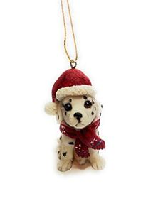 Weihnachtsbaum-/ Christbaumanhänger Dalmatiner mit Weihna... https://www.amazon.de/dp/B07799GHNH/?m=A105NTY4TSU5OS