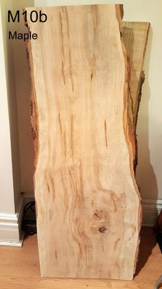 """Solid maple 4ft x 1.5ft x 2"""" thick ready to be finished as a table!"""