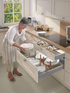 Fukcjonalna kuchnia, aby cieszyć się pięknem - Interio Meble Kuchenne