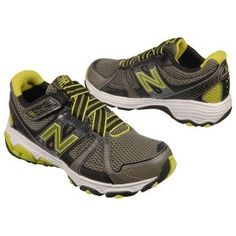 New Balance The 689 Pre/Grd Shoes (Black/Green) - Kids' Shoes - 2.0 M