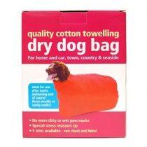 Dry Dog Bag by