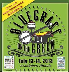 Frankfort Bluegrass Festival