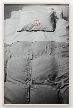 "SOPHIE CALLE  ""Exquisite pain, J-67"" (Bed) 1984/2003"