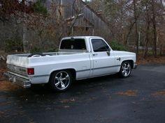 Chevy 1986 c10 swb 5/7 drop - wheels 20'' coys