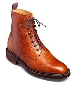 Barker Lambourn Men's Boots by Barker Quality Footwear Specialists