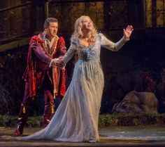 Renee Fleming debuts in Met Live in HD airing Dvorak's 'Rusalka' live Saturday | MLive.com
