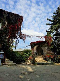 Palatul Reginei Maria din Balcic si gradina botanica