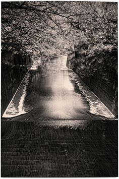 "Albarrán Cabrera ""The mouth of Krishna"" Japan, 2013. #153. Toned Gelatin Silver Print."