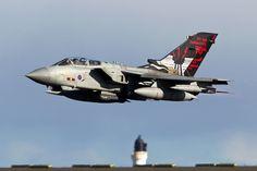 ZA492/033 Tornado GR4