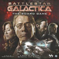 Geek-Kuga Reviews 'Battlestar Galactica: The Board Game'