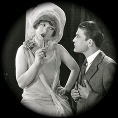 """Clara Bow as Dorothy Hammis in """"Two Can Play"""" (1926)"""