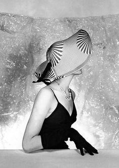 Lady Moio: 50 Fotografias do mundo da moda por Willy Maywald (anos 40,50,60) - Galeria
