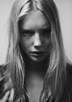 Zanna Van Vorstenbosch by Mathieu Vladimir Alliard