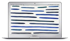 Cotton & Flax downloadable desktop background