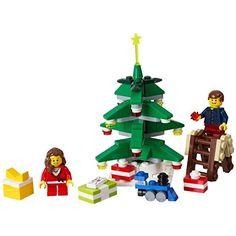 Amazon.co.jp | 【ブロック-レゴショップ・クリックブリック限定】 40058 レゴ クリスマスツリーの飾りつけ / LEGO Decorating the Tree Set[ヘッダー付パッケージ] | おもちゃ 通販
