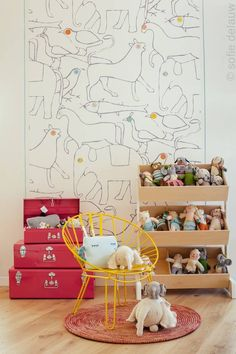 Baby Bottega in Florence withe the TOY STORE by #oeufnyc