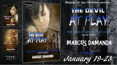 Smut Fanatics: The Devil at Play by Marcus Damanda Blog Tour & Giveaway!!!