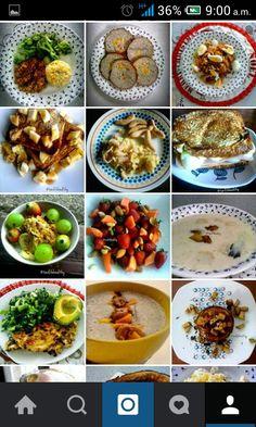 Esto y mas con cada receta, comida deliciosa y saludable