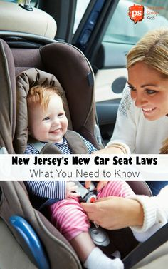 New Jersey's New Car Seat Laws - What You Need to Know