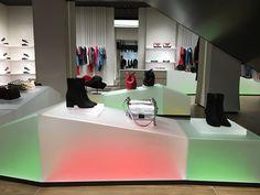 Emporio Armani - New Bond Street London Armani Store, Bond Street, Second Floor, Emporio Armani, Bespoke, Spa, Retail, London, Taylormade