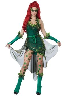 Halloween costume (: cant wait to rep the vilian style