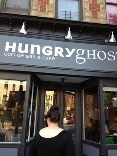 Hungry Ghost in Brooklyn, NY