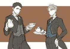 Butlers! Daichi & Suga