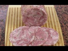 How To Make Sausage, Food To Make, Kielbasa, Charcuterie, Recipies, Lunch, Homemade, Hams, Diet
