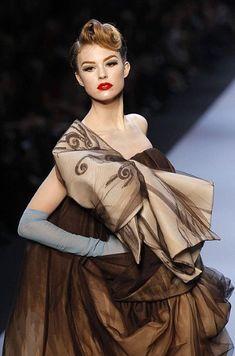 John Galliano for Christian Dior...stunning!