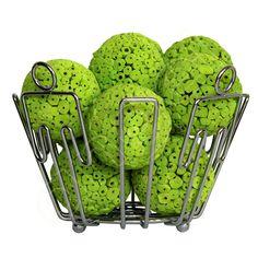 Green Decorative Balls Cornflower Blue Baby Ballangel Aromatics  Decorative Balls I