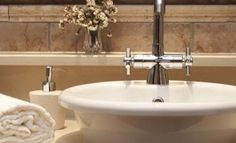 Hectic schedules, an excess of obligations and the general stress of daily life can leave you feeling tired and yearning for a few quiet, secluded moments. The following tips can help you create a master bathroom that will offer you such functionality